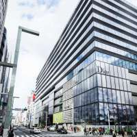 Dior, Loewe, Fendi, Make Up For Ever, Moynat Welcomed At Ginza Six, Japan's Largest Luxury Mall