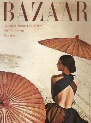 Louise Dahl Wolfe Harper's Bazaar 40-50s