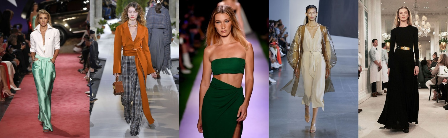 Top 6 Best Moments Of New York Fashion Week 2019