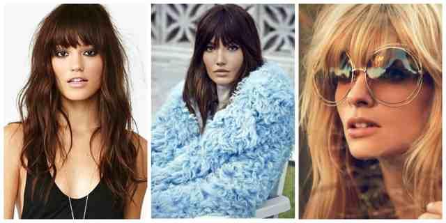 4 bangs hairstyles: to bang or not to bang? | fashion tag blog