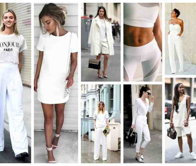 Shop For My Fave White Pieces Below