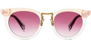 Warby Parker Leith Clark Zelda sunglasses