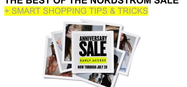 NORDSTROM SALE TIPS AND TRICKS VIA FASHION TO FOLLOW