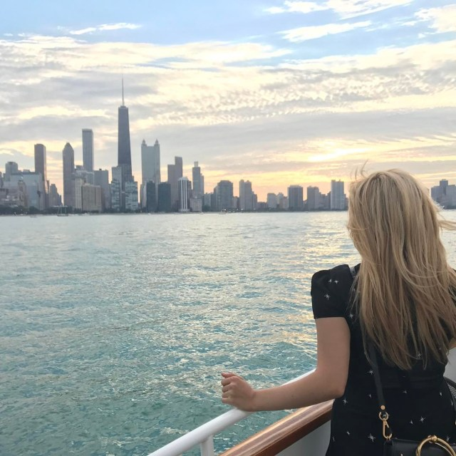 Fashion To Follow, Chicago skyline, Year in Review