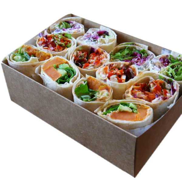 Wrap Tray Selection