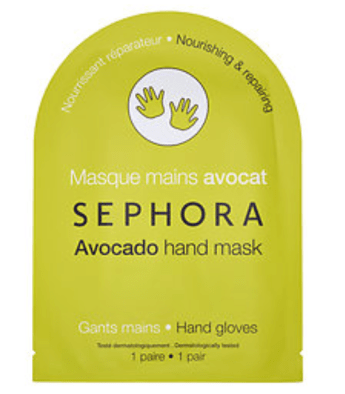 sephora avocado hand mask