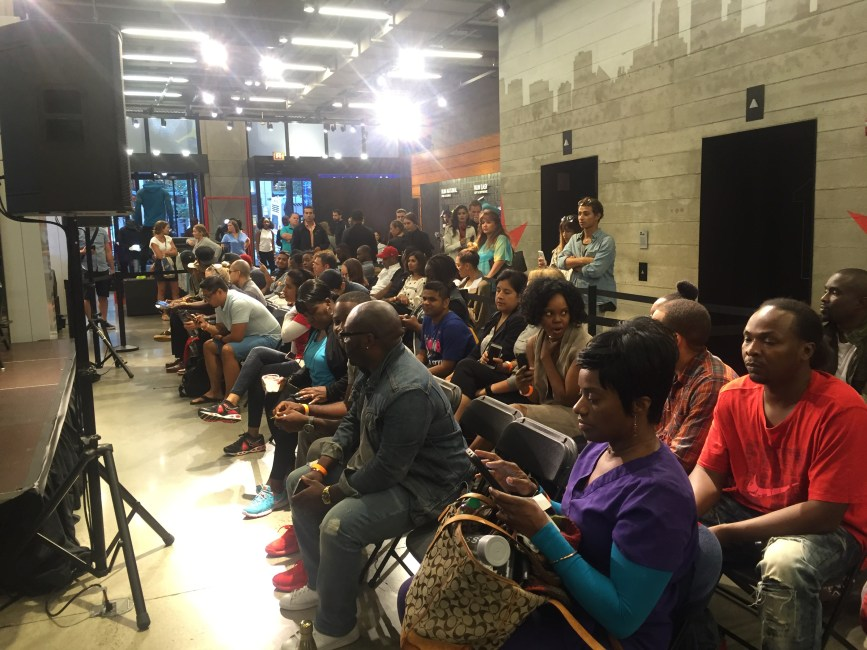 Nike Chicago Tech Pack Studio Event 5