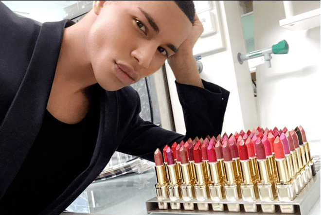 Balmain Paris x L'Oréal Paris collection, Balmain, Balmain Paris, L'Oréal, L'Oréal, #balmainxloreal