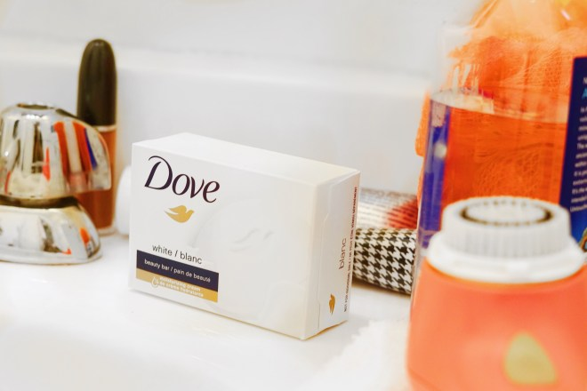 Dove Beauty Bar ....