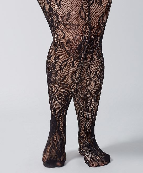 plus size tights .