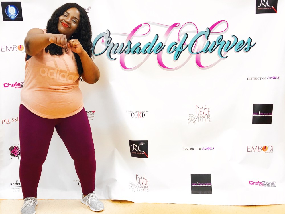 ZUMBA,PLUS SIZE WORK OUT, chasi jernigan, plus size fitness