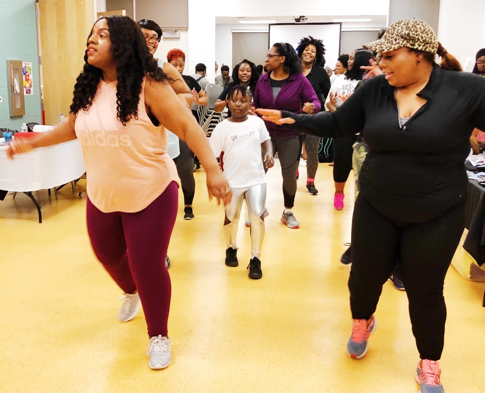 ZUMBA,PLUS SIZE WORK OUT, chasi jernigan, plus size fitness, plus size blogger, target plus size