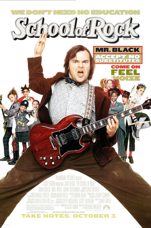 school of rock, man on wire, irongiant, highfidelity, groundhogday, kinkyboots, madmax, hairspray, Chicago Department of Cultural Affairs and Special Events, DCASE,Millennium Park, Chicagomovie in the park, Jay Pritzker Pavilion,Summer Film Series