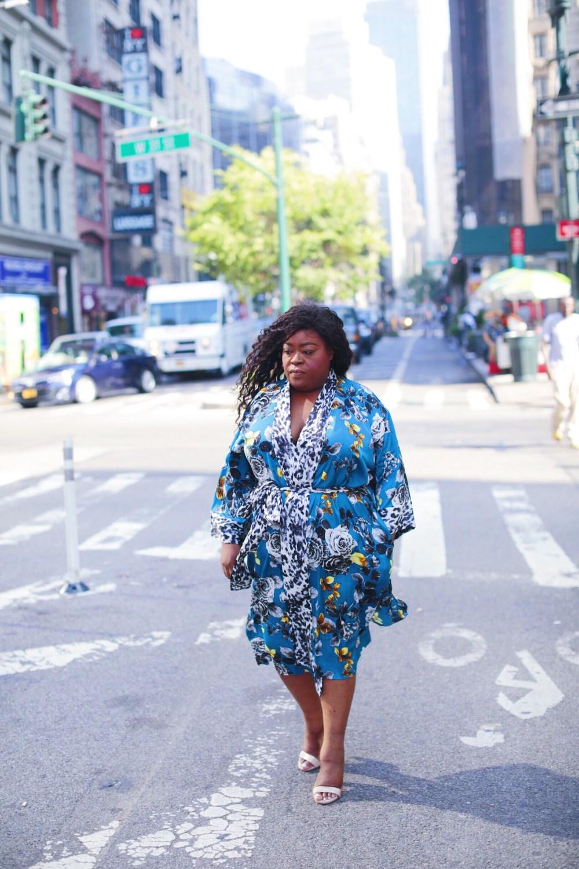 Rachel Roy's Must Have Kimono, Rachel Roy, thecurvycon, Kimono, plus size fashion, thefatgirloffashion