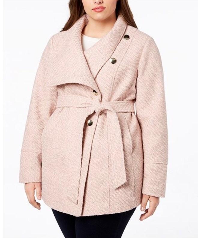 10 MUST HAVE PLUS SIZE COATS, Plus size coats, plus size coat, macy's coats