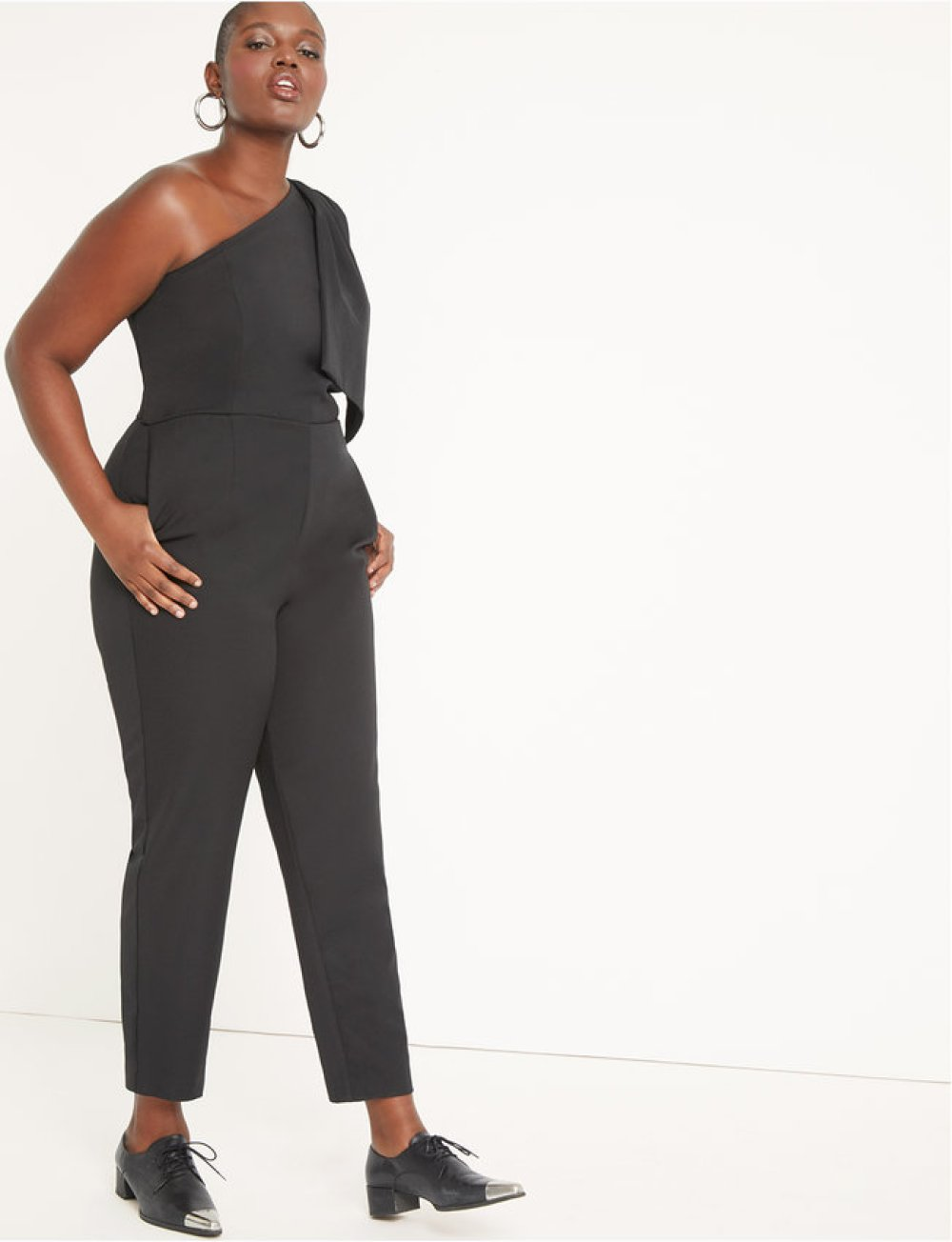 plus size jumpsuit, plus size fashion, plus size blogger