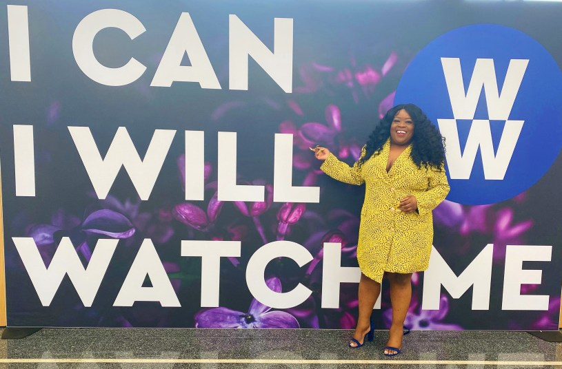 My Day With Oprah, Tracee Ellis Ross, Oprah, WW, Dallas, 2020 Vision Tour, Your life in focus, Your life in focus workbook, I can I will watch me