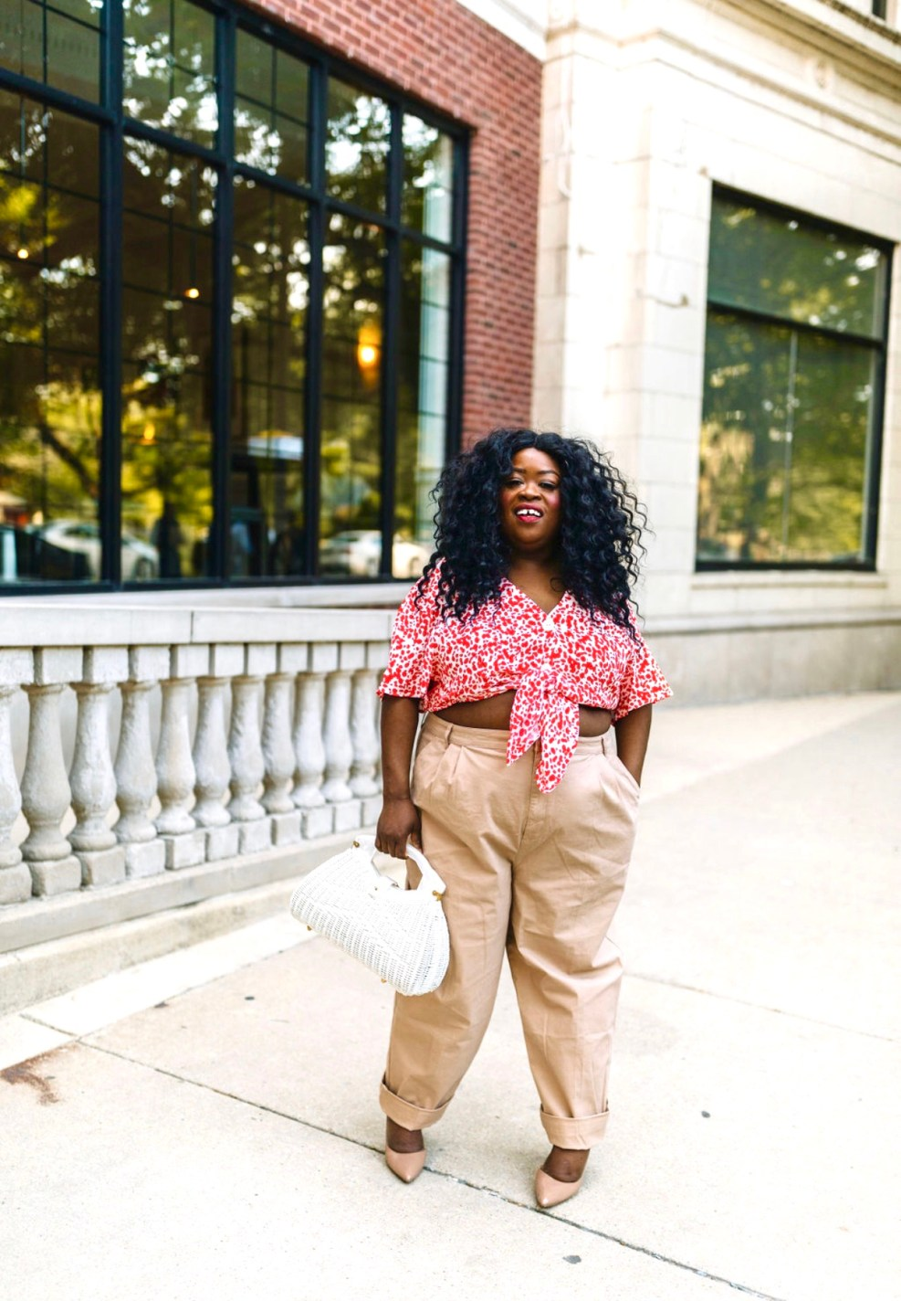 Blogging for 30 days saved me, plus size blogger