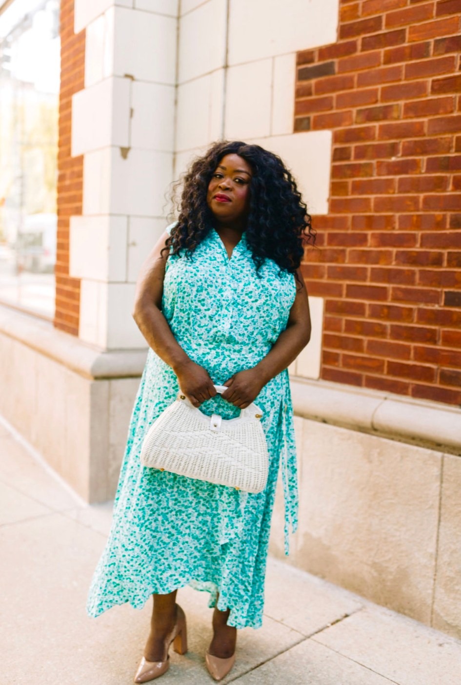 Say Hello To Summer With Dia & Co, plus size blogger