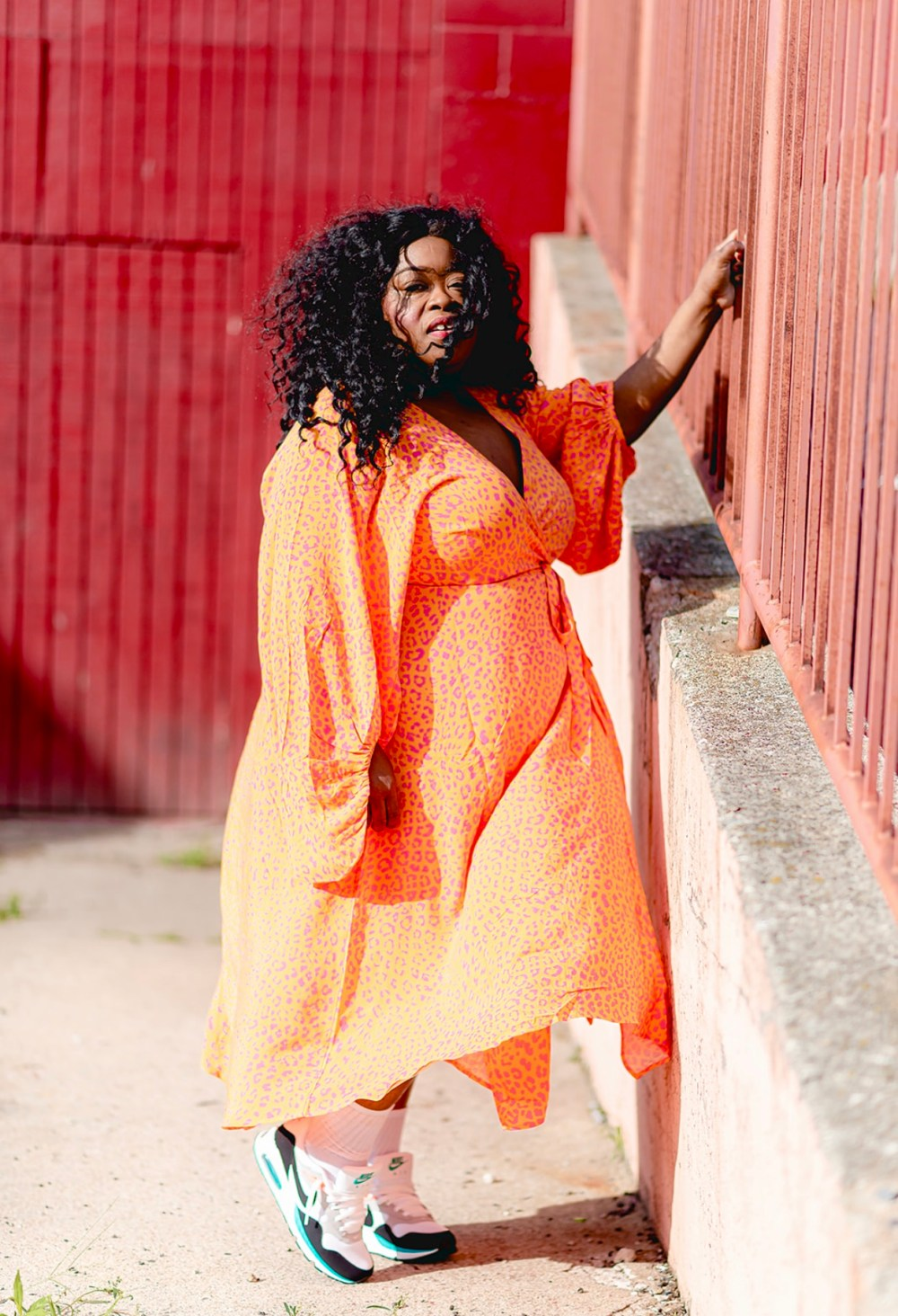 thefatgirloffashion, plus-size fashion, plus-size blogger, black blogger chicago,