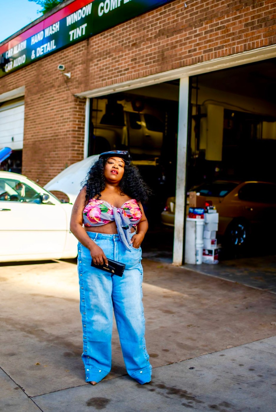 Fashion To Figure Garnerstyle Hotline Tearaway Jeans