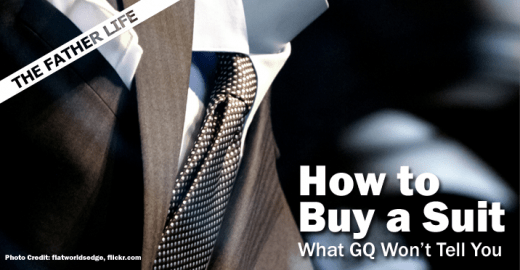 How to Buy a Suit: What GQ Won't Tell You