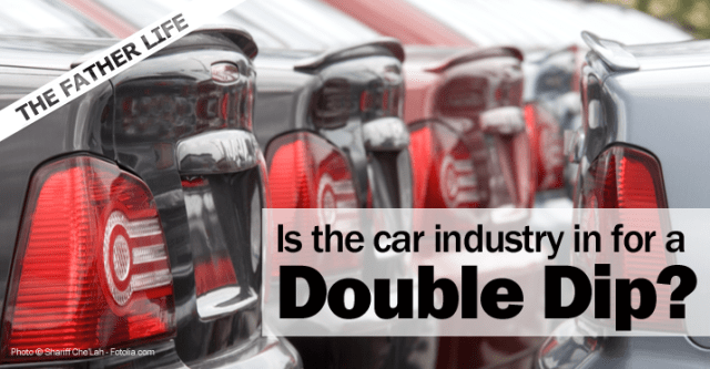 Is the car industry in for a double dip?