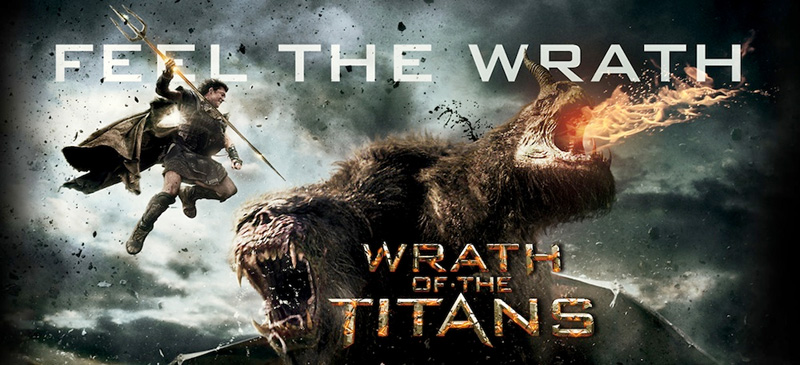 Miguel Guadalupe's review of the movie Wrath of the Titans
