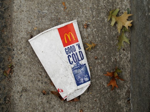 In sure sign of apocalpyse, McDonalds rations water