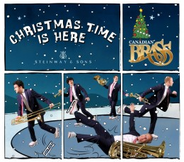 Canadian Brass - Christmas Time Is Here (cover)