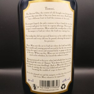 Levy Lane Rum Co. Tamosi rum review by the fat rum pirate