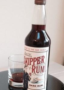 Skipper Rum Demerara Review Guyana