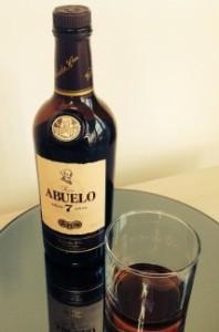 Abuelo Anejo 7 Anos Rum Review Panama