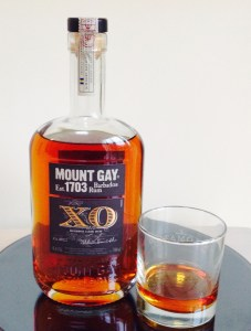 Mount Gay Extra Old Rum review by the fat rum pirate