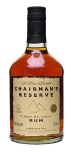 Rum of the Month January 2015. Chairmans Reserve.