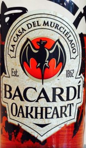 Bacardi Oakheart Rum Review by the fat rum pirate