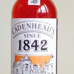 Cadenhead's Dark Rum 1842 Cask review by the fat rum pirate