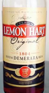 Lemon Hart Demerara Rum review by the fat rum pirate
