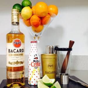 Bacardi Carta Oro (Bacardi Gold) rum review by the fat rum pirate