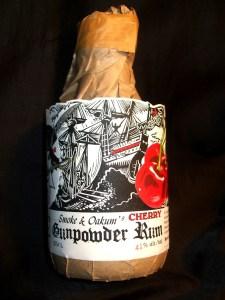 Cherry Gunpowder Rum 2012