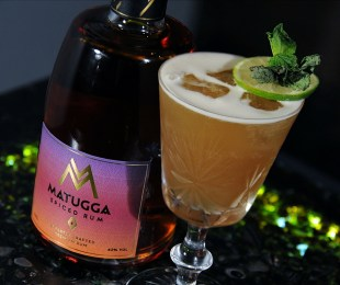 Introducing Matugga Rum - Matugga Spiced Clandestino Cocktail