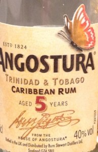 Angostura 5 Year Old rum Review by the fat rum pirate