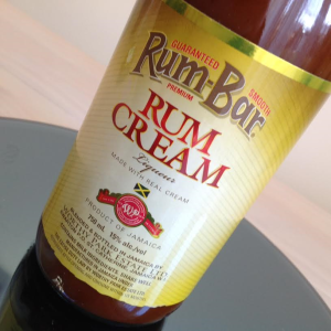 Rum Bar Rum Cream Review by the fat rum pirate