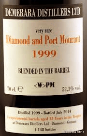 Morant 1999 Velier rum review by the fat rum pirate