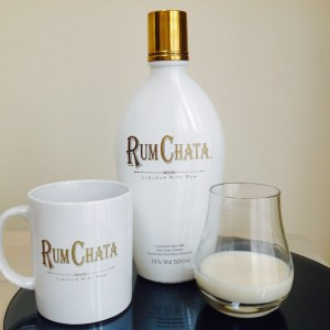 RUM CHATA rum review by the fat rum pirate