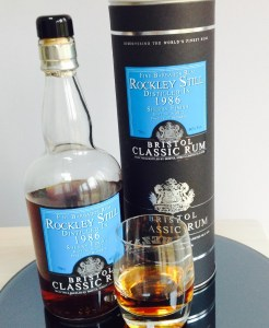 Rockley Still Rum Review by the fat rum pirate Bristol