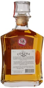 Coruba Rum Aged 18 Years review by the fat rum pirate