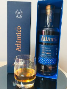Atlantico Gran Reserva Rum Review by the fat rum pirate