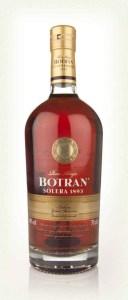 Botran 18 Solera Rum Review by the fat rum pirate