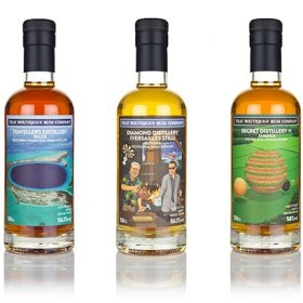 That Boutique-y Rum Company Secret Distillery #1 Jamaica